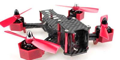 cuadricópteros de carreras fpv online baratos racing drone 250 clase