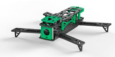 chasis kingkong 260 dt012883 fpv drone frame kit